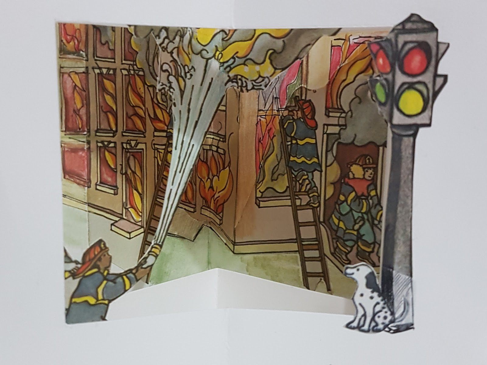 Firemen Carousel
