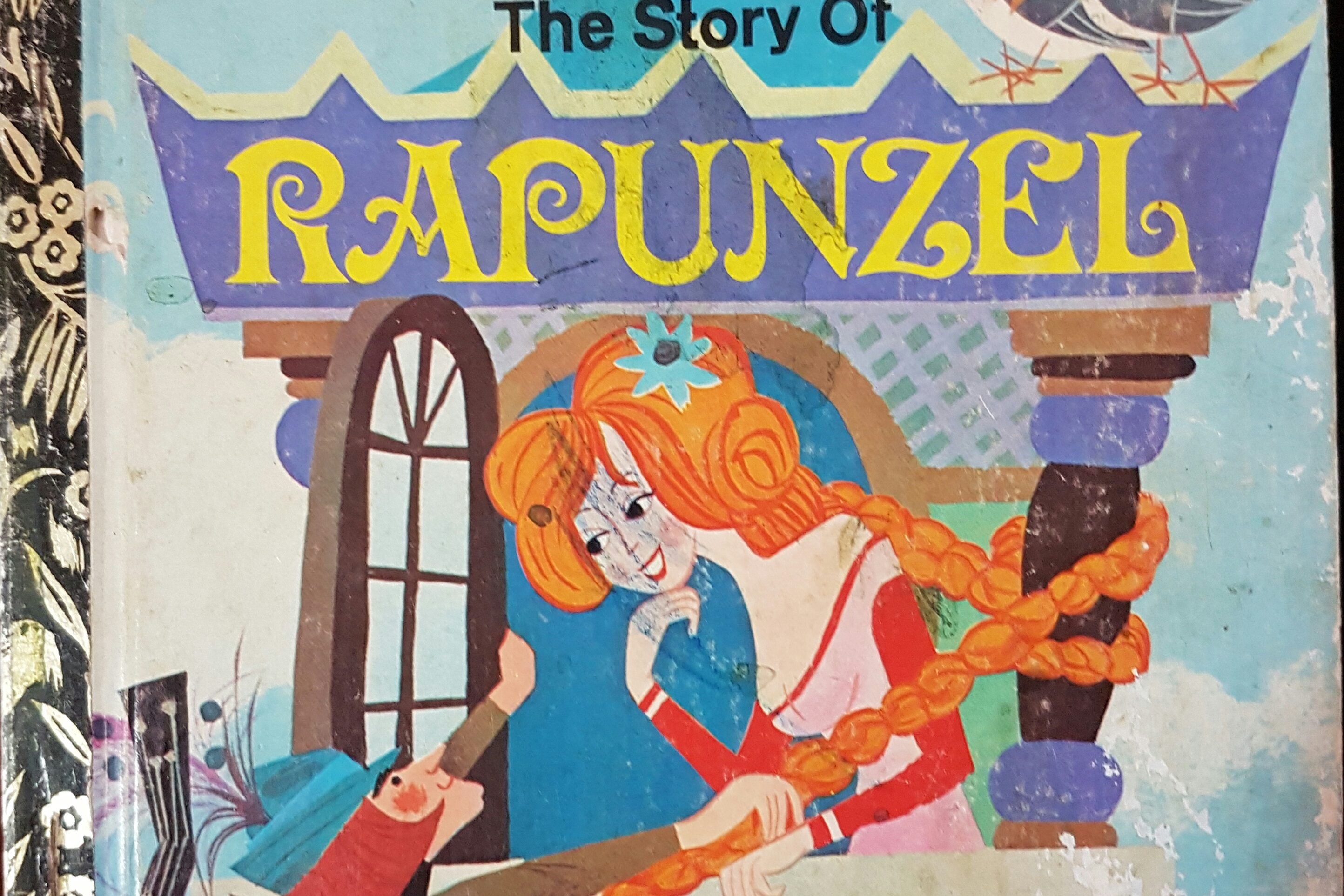 Rapunzel interstate Highway book