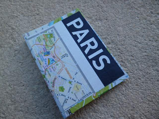 Paris ticket books