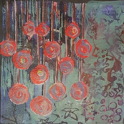 Kimonopoly 18 - Flower garden