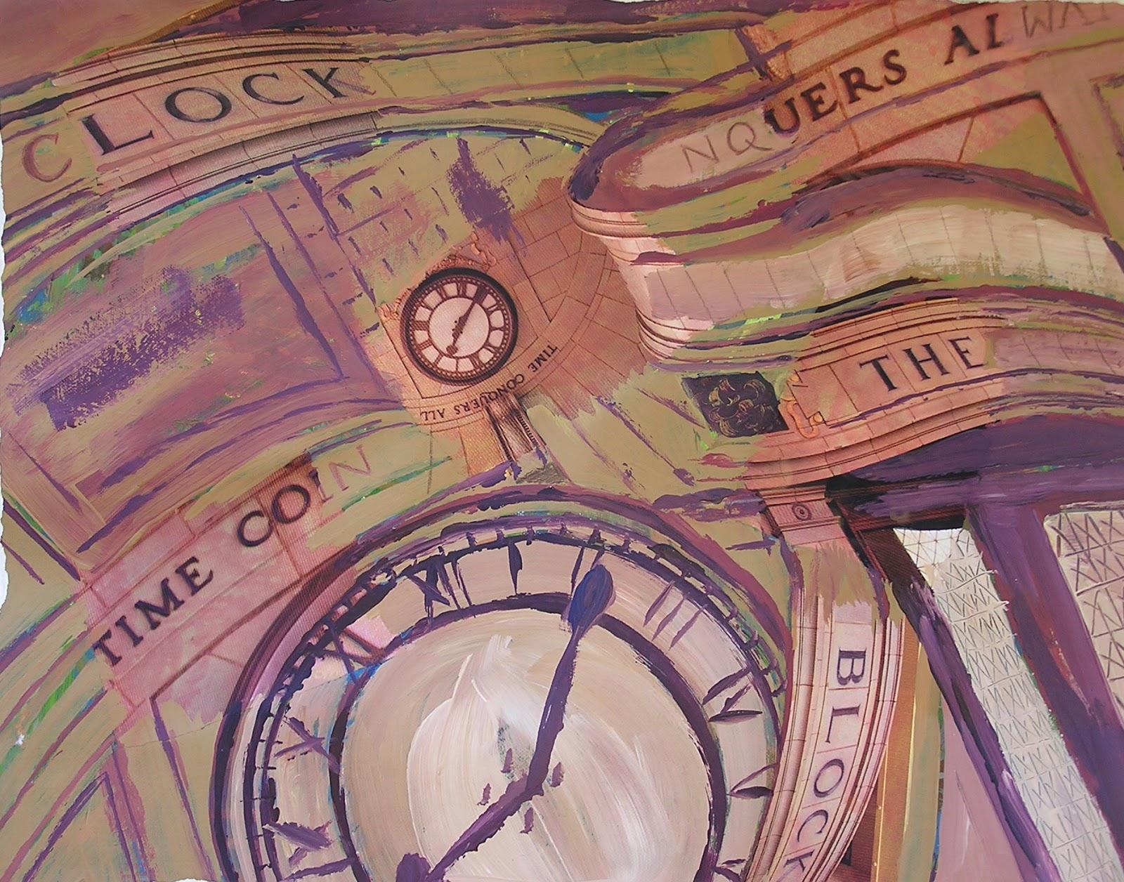 Dymocks Clock