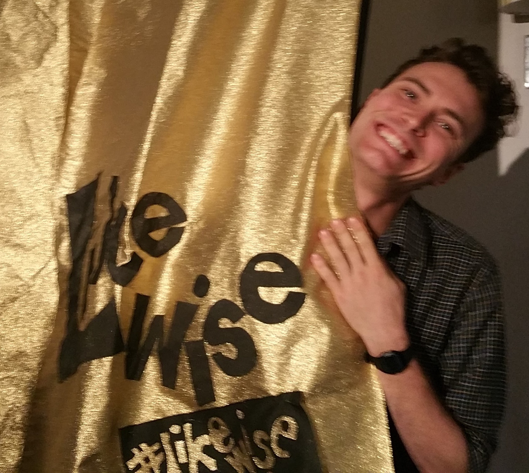 Likewise is back! Come to the Dinner Party
