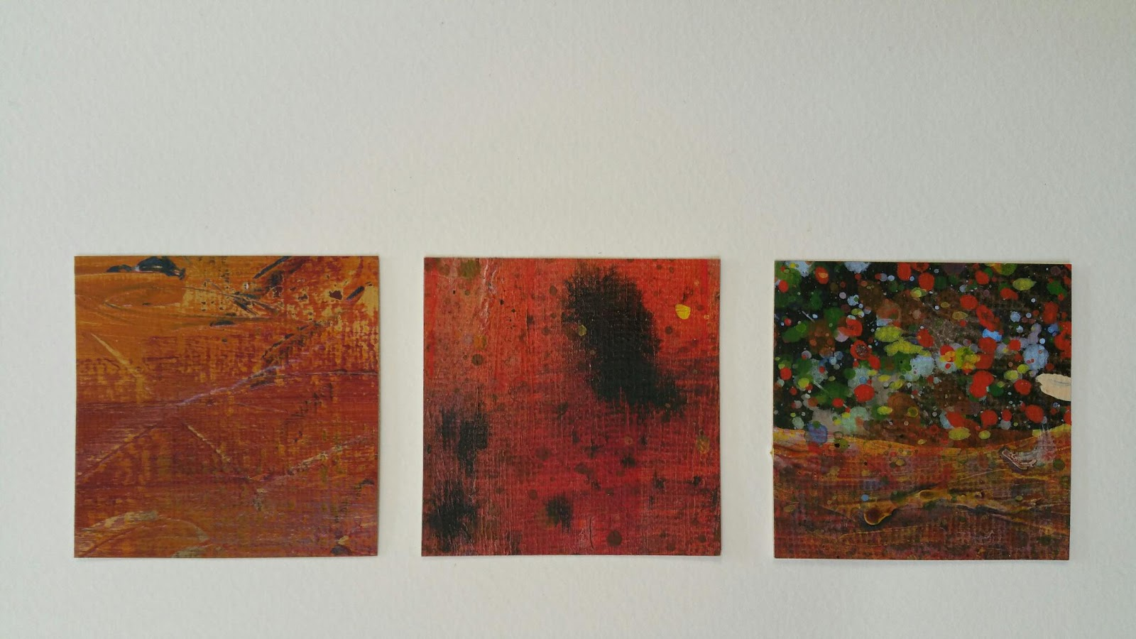 Little Works from Squares