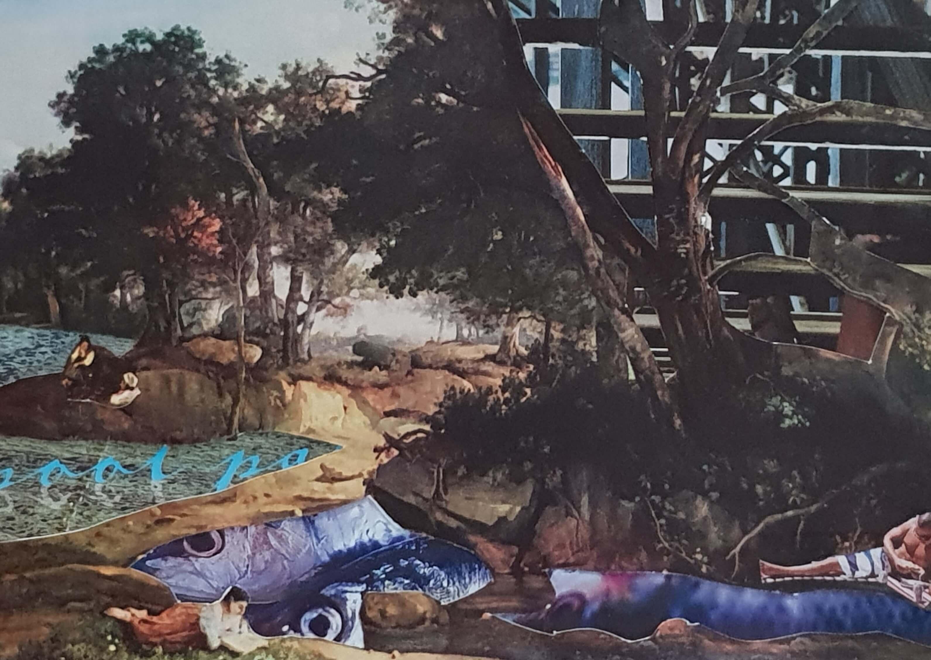 Unconscious Collage
