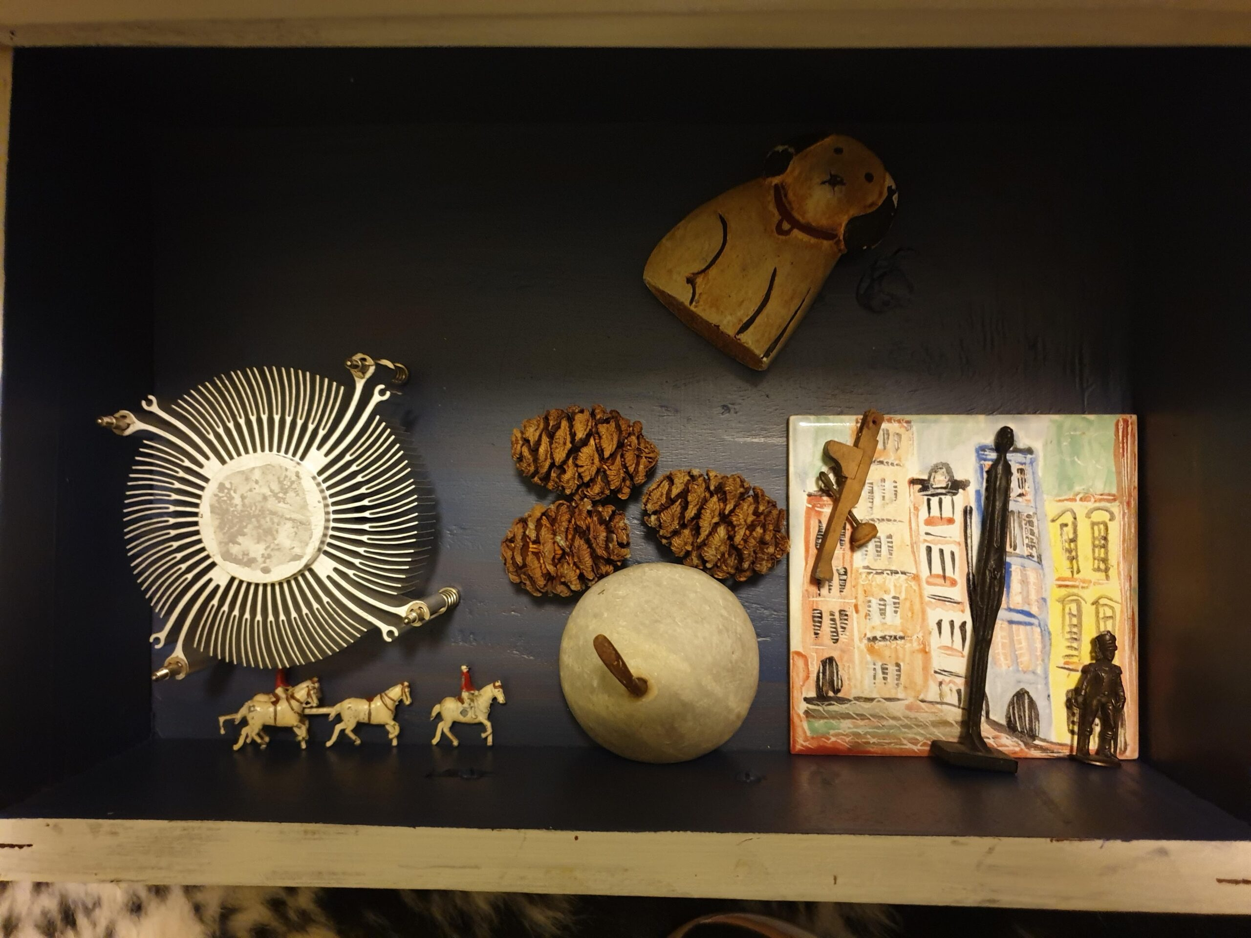 New Cabinet of Curiosities