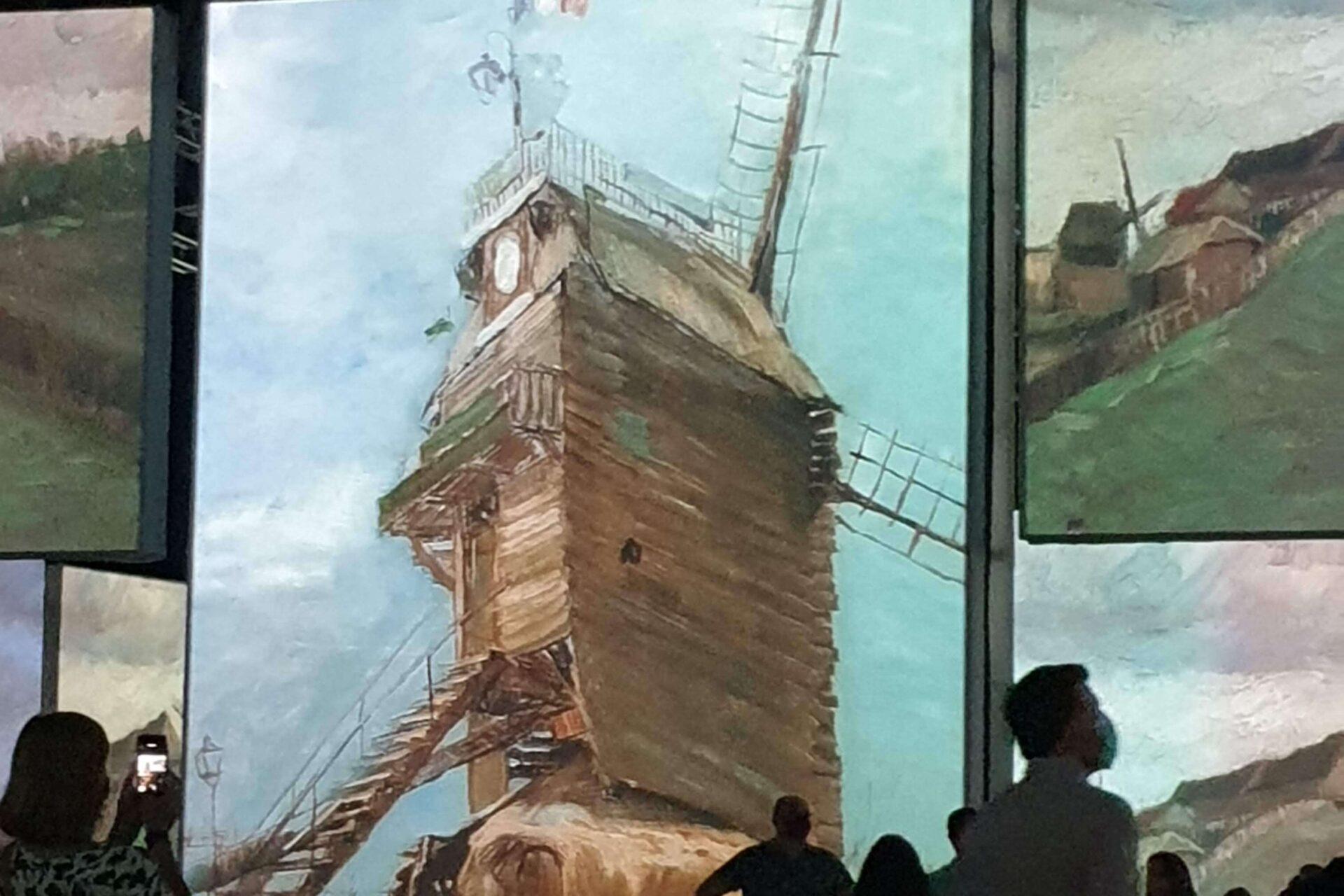 Van Gogh on the big screen