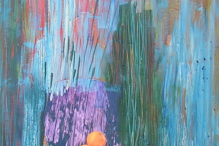 Acrylic and Collage 2006