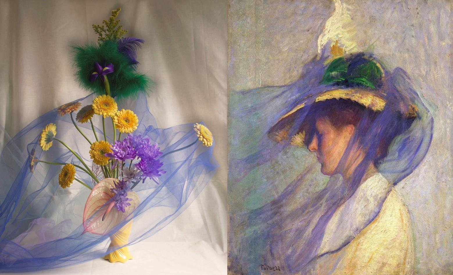 Flowers as Art